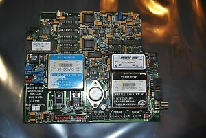 Impact Systems Multichannel Analyzer Board 05 1160 00 Used