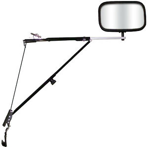 Cipa 11650 Door Mount Towing Universal Towing Mirror For Car truck motor Home