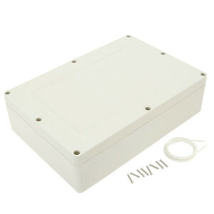 15 x10 2 x4 13 Abs Junction Box Universal Electric Project Enclosure