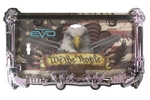 we The People Usa Eagle Guns License Plate Tag Frame For Car truck van suv