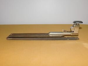 Vintage Office 13 Long Ace Fastener Corp Usa Pilot Stapler Model 412