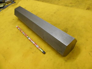 Stainless Steel Hex Stock Machine Shop Rod Bar 2 X 12 Oal