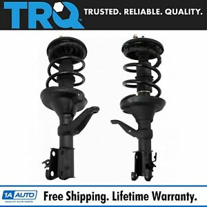 Trq Complete Front Strut Spring Assembly Kit Pair Set 2pc For Honda Element