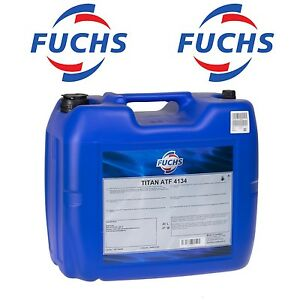 For Benz Auto Transmission Fluid 20 Liters Atf 4134 Mbz Approval 236 14 Fuchs