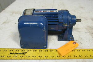 Sm cyclo Cnhm05 4085ya 6 1 2 Hp Tc f Electric Gearmotor 292rpm Output 3ph