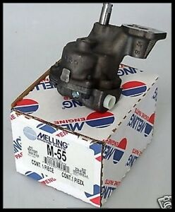 Sbc Small Block Chevy Melling High Volume Oil Pump M 55 hv only