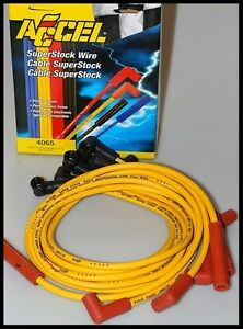 Accel Spark Plug Wires Chevy 305 350 Caprice 60 Off 4065