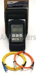 Jdsu Olp 5 Sm Mm Fiber Optic Power Meter Olp 5 Olp5