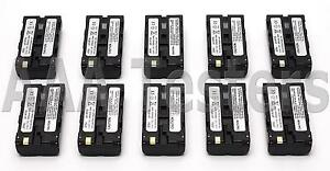 Jdsu Test um Validator Nt93 Lot Of 10 Brand New Batteries Battery