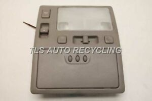 2004 Gs430 Grey Overhead Console W Home Link 81260 30240