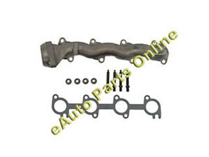 Exhaust Manifold 97 98 Ford F150 F250 Expedition 4 6l Right Side