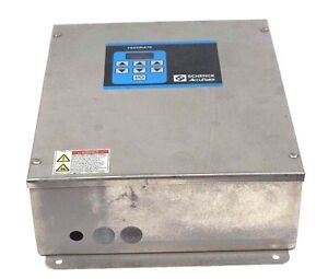 New Schenck Accurate 108215 02a 580 Feedrate Controller P 108215 a