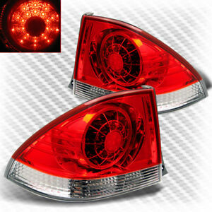 For 01 05 Lexus Is300 Led Replacement Tail Lights Rear Brake Lamp Pair New