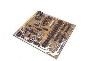 Used Landis Tool Co A106986 b Pc Board A106986b