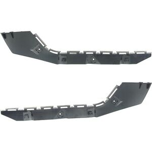Bumper Retainer Set For 2010 2012 Ford Fusion Rear Left Right 2pc