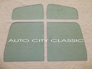 Dodge Truck Vent Door Green Glasses 55 64 Std Pickup 55 66 Town Wagon And Panel