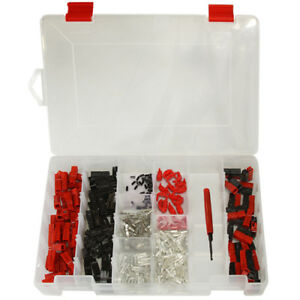 301 Piece Assorted 15 30 45a Anderson Powerpoles With Storage Case And Tool