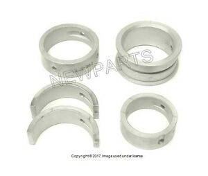 For Porsche 356 A B 55 63 Main Bearing Set Standard German 546 101 901 00