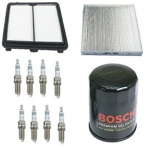 For Honda Civic 06 09 Hybrid Kit Bosch Oil Cabin Opparts Air Filters Denso Plugs