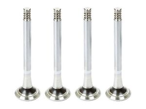 For Vw Super Beetle 1975 1979 Set Of 4 Engine Exhaust Valves Trw 043109611a