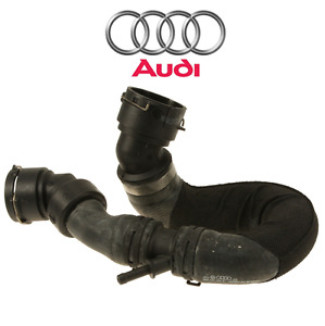 For Vw Audi A4 A4 Quattro Cabriolet V6 3 2l Upper Radiator Water Hose Genuine