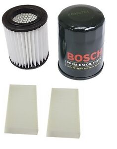 For Honda Cr v 02 06 2 4 Tune Up Kit Micro Air Denso Cabin Air Bosch Oil Filters