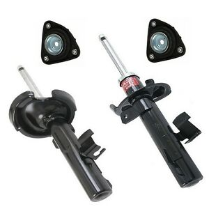 Mazda 3 04 06 L4 2 3l Kyb Excel G Front Strut Assemblies And Mounting Kit