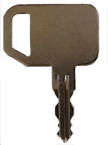 New Holland Boomer Tractor Equipment Ignition Key New Fits Many Models