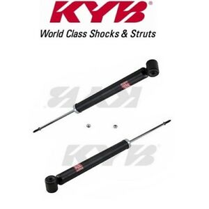 For Vw Passat 2004 2005 Fwd 2 0l Rear Shock Absorbers Suspension Kit Kyb Excel g