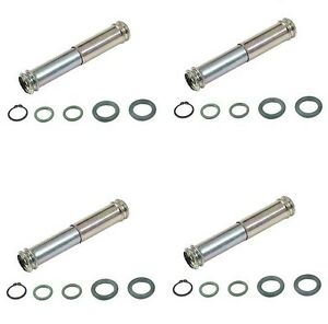 4 Pieces Oil Pump Return Tube Kit Collapsible Type For Porsche 911 Carrera