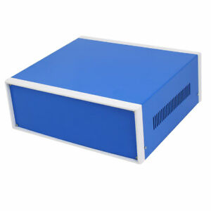 310mmx285mmx115mm Electronic Project Junction Box Enclosure Case Blue