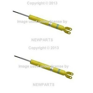 For Mercedes W211 E320 Set Of 2 Shock Absorbers Front Bilstein Heavy Duty