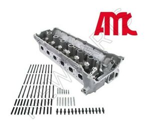 For Bmw E30 E34 E36 323i M3 Z3 Engine Cylinder Head Amc New 11121703637