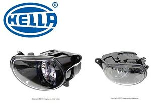 For Audi A3 Quattro A3 Q7 06 09 Set Of Left Right Fog Light Oem Hella