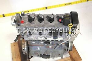2012 Fiat 500 Engine Long Block Motor 1 4l 4 Cylinder Oem
