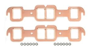 7170 Mr Gasket Copper Seal Exhaust Gasket Set