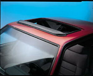 Auto Ventshade 78060 Sunroof Wind Deflector Pop Out Style 32 5 In Wide