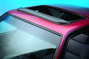 Auto Ventshade 78062 Sunroof Wind Deflector Pop Out Style 36 5 In Wide