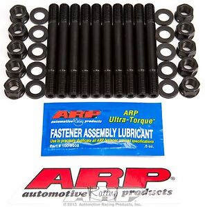 134 5401 Arp Main Stud Kit Small Block Chevy Large Journal 2 Bolt 6 Point Hex