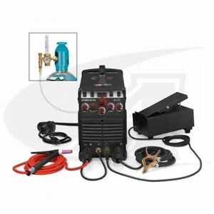 Mt200 Ac dc Tig Welding System Standard Ak 3 Accessory Kit Only