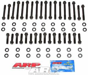 134 3701 Arp 12 Point Cylinder Head Bolt Kit Chevy Sbc 283 305 327 350 383 400