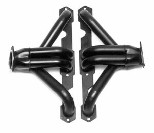 Hedman Hedders 68360 Street Rod Painted Block Hugger Exhaust Header