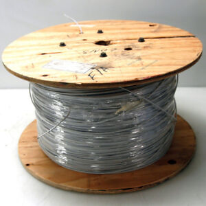 New 5600 M27500 16tg1t14 Shielded Aircraft Wire Mil spec 1c 16awg Etfe Tefzel