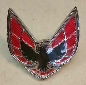 1970 To 1972 Pontiac Firebird Nose Emblem