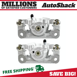 New Rear Left And Right Brake Calipers Set Fits Nissan 02 17 Altima 03 08 Maxima