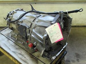 2005 Chevy Silverado Gmc Sierra 4wd Allison 5 Speed Transmission 8 1l Gas Engine