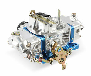 Holley 0 86670bl 670 Cfm Ultra Street Avenger Carburetor