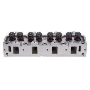 Edelbrock Cylinder Head Assy 60079 Performer Rpm 170cc 76cc For Ford 427 Fe