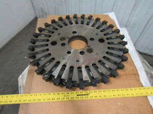 Ingersoll 99c2730r002 Indexable Face Mill 30 Tooth 27 1 2 Cutting Dia