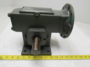 Winsmith 924mwns062xgc1 Double Shaft Gearbox Speed Reducer 15 1 Ratio